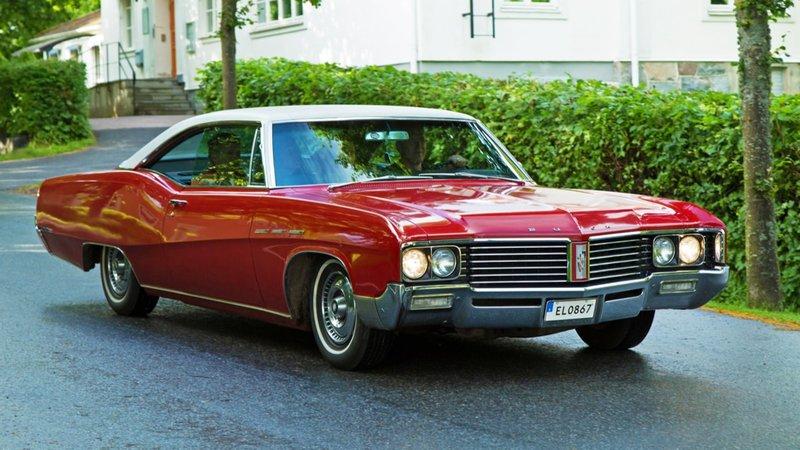 1969 Buick LaSabre