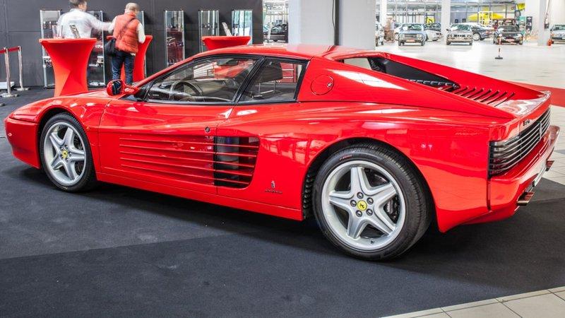 1993 Ferrari 512DR