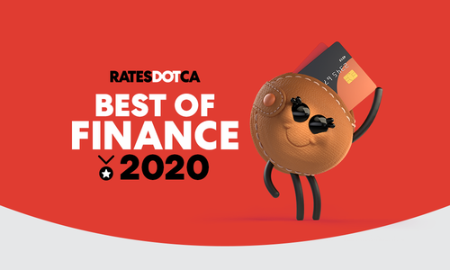 RATESDOTCA Best of Finance 2020