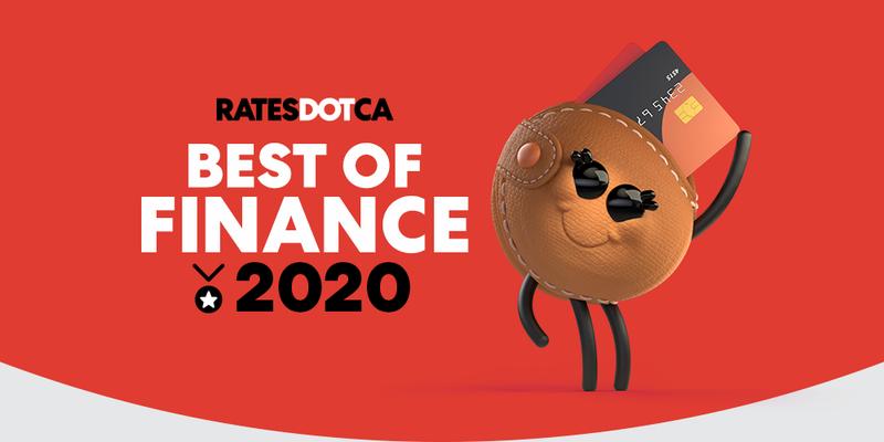 RATESDOTCA Best of Finance 2020