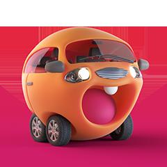 Rates.ca Dot Family Car Insurance Icon x2